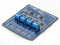 MAX31856 Thermocouple Sensor Arduino Shield (4ch, screw terminal)